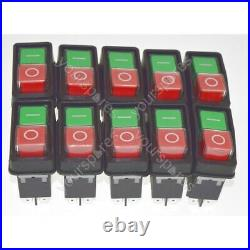 10x Belle 240V Electric Cement Concrete Mixer On Off Switch Button