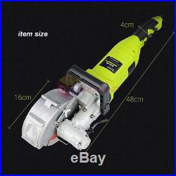 220V Electric Wall Chaser Concrete Cement Cutting Grooving Slotting Machine