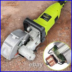 4KW Wall Chaser Concrete Cement Wall Saw Electric Groover Cutter Slotter 125mm