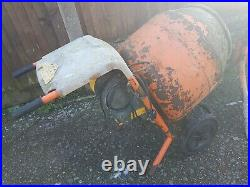 Belle Cement Concrete Mixer 240 Volts With Stand