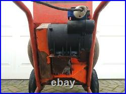 Belle Minimix 240v Electric Concrete Cement Mixer with stand
