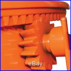 Cement Mixer Drum For Concrete Plaster Grouting Machine Home 140 L Electric