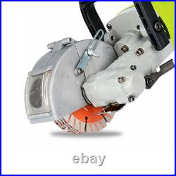 Electric Wall Chaser Concrete Cement Groove Cutting Slotting Machine 5 Saw Blade